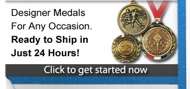 sport medals no minimum