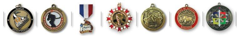 Buy Medals Online | Diecast Medals | Engraved medals